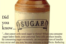 Letting Go of Sugar / In 2013 discovered I was hypoglycemic. The best cure was letting go of sugar. It's been quite a journey!