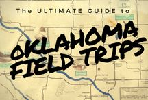 Oklahoma is OK / Oklahoma has so much to offer.  Gorgeous scenery, bustling cities, numerous attractions and restaurants.