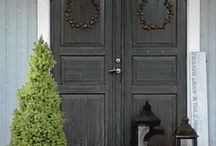 Kerb appeal / Impressions are made in the first 7 seconds when you visit a house - here are some ideas to make those seconds count