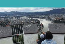 Linz mit Kindern / Hier findet ihr Tipps und Anregungen, wenn ihr mit Kindern in Linz unterwegs seid...