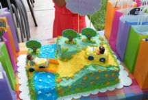 birthday cake ideas / by Roberta Henry