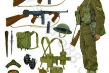 Allied WW2 equipment
