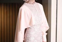 gaun Muslim