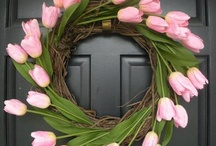 Spring is in the air / Decorating and crafting with spring in mind.