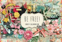 BE FREE! | Charity Collaboration