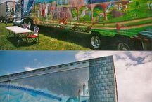 Trucks & Art