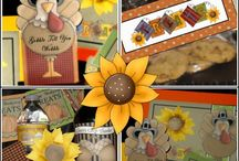 Thanksgiving Party Printables / Thanksgiving Party Printables