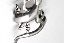 Gecko Ring