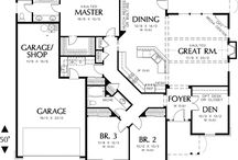 House Plans/Dreamin'
