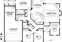 House Plans/Dreamin'