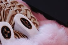 The fOOfOO® fluffy fur mule Chinese luxury footwear collection / We have designed our retro fluffy mule slippers using only the best quality sheepskin, to provide the fluffiest, feather-like uppers. fOOfOO® women's slippers reflect contemporary design standards and source only the finest materials. We've used only the best European Artisans to take our vintage inspired designs to the finished product, delivering beautiful luxury footwear that respond to the modern woman's passion for something fashionable and different.