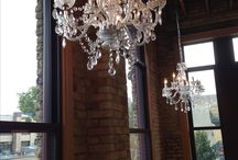 Day Block Event Center / Event Decor at Day Block Event Center! We Love our Venues!