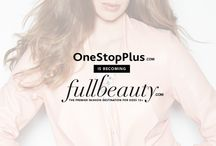 OneStopPlus is becoming fullbeauty / OneStopPlus is becoming fullbeauty, the premier fashion destination for sizes 12+ with unparalleled expertise in style and fit. Our latest fashions are specifically fit to flatter your shape so you look beautiful and feel confident. But fullbeauty is so much more...more style, beauty and lifestyle, all in one fully fabulous place. Get more details here: http://www.onestopplus.com/Help/Help_AboutUs.aspx / by OneStopPlus