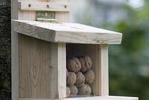 Feeder (bird&squirrel)