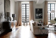Rough-luxe style