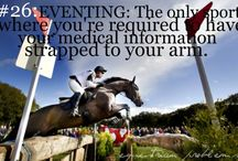 Equestrian problems / by Jessica Gannaway