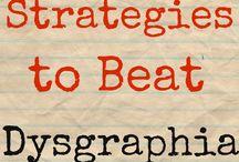 disgraphia