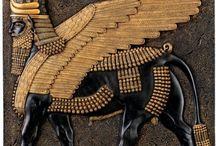 Mesopotamia inspired style