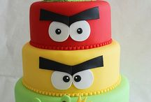 angry birds birthday
