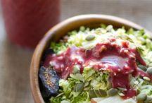 Salads YUM!!