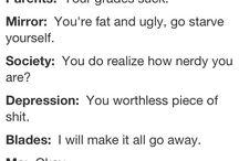 self-harm,suicide,depression