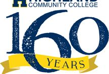 College and University Anniversaries / posting pins recognizing institutional anniversaries