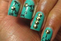 ongles chimie