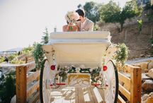 Wedding Cars And Carriages / Wedding Transportation Ideas