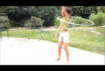 Hoop tricks / Hoopin / by Donialle Killen