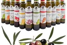 Ariston Extra Virgin Olive oil and Balsamic Vinegar / Ariston Gourmet Products
