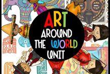 Around the world topic