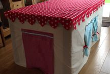 Playhouse Table and Tent's