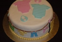 Twins Baby Shower Cake / Cake ideas for those having twins! / by Modern Baby Shower Ideas