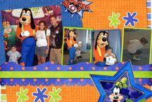 Scrapbooking-Disney / by Stacy Voorhees