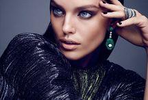 Emily DiDonato for Vogue Arabia