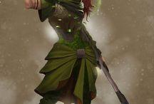 """Feytouched """"Sperber"""" Druid"""