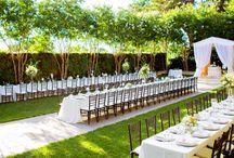 wedding location / the Brownstone Garden