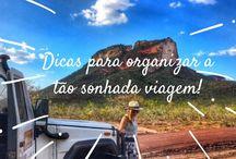 FUGIR DO CARNAVAL | ROTEIROS / Dicas para que não prefere trocar a folia do #carnaval por #viagemdedescanso, #aventura e #cachoeira!