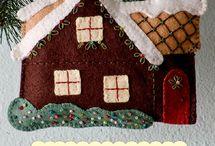 Kerst / Kerst dingen maken