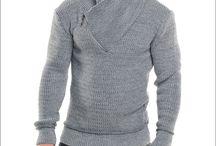 suéteres de hombre