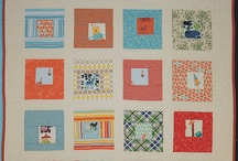 baby quilt ideas  / by Lisa Stice