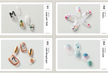 clear simple japanese nail art