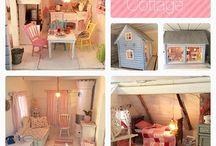 My Dollhouses