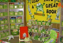 Frog Classroom / by Alicia Cardwell