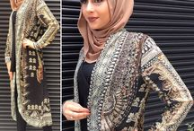 Muslim fashion outfit