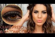 Videos de maquillage / by Esther Mendoza Arzate