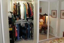 Cool Reach-in closets / Reach-in Closet Ideas