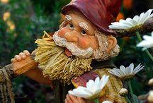 Gnomes / by Karen Evans