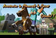 Aventurier in Minecraft la Patrat™