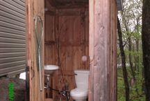 Туалеты на улице